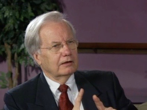 WEDU Interview: Bill Moyers