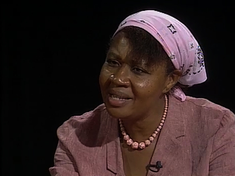 Profile: Interview with Jamaica Kincaid