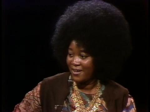 Woman: Black Woman