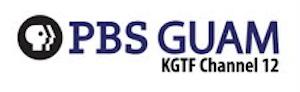 PBS Guam logo
